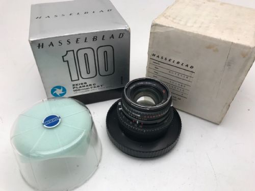 Hasselblad T star 100mm telephoto lens for 500cm etc